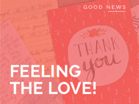 Feature: Feeling the Love!  |  2020 Summer Quarterly